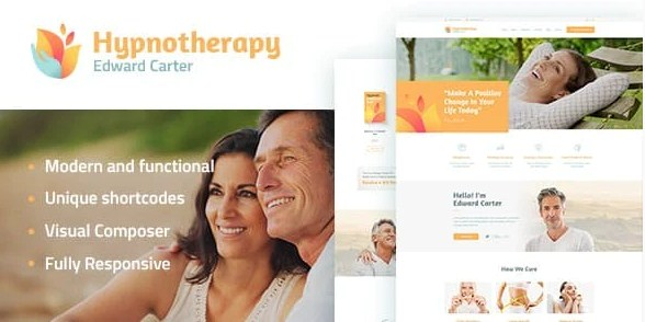 Latest Photo of  Hypnotherapy and Psychologist Therapy WordPress Theme