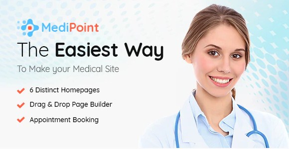 Latest Photo of  MediPoint Doctor & Medical Theme
