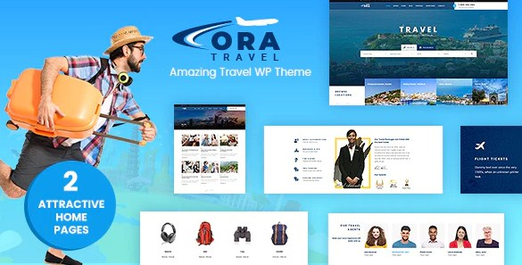 Latest Photo of  Ora Travel Booking