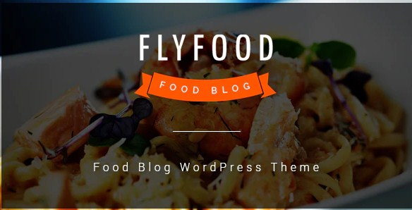 Latest Photo of  FlyFood Catering and Food WordPress Theme