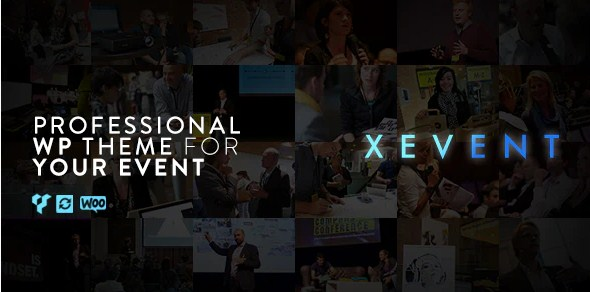Latest Photo of  XEvent Event & Conference WordPress Theme