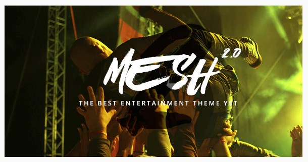 Latest Photo of  MESH | Music, Band, Musician, Event, Club Theme