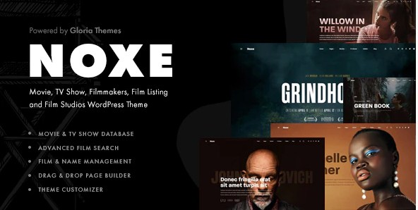 Latest Photo of  Noxe Movie Studios and Filmmakers Theme
