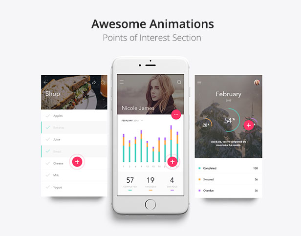 Latest Photo of  AppStack One Page App Theme