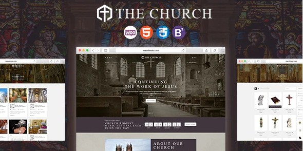 Latest Photo of  Church Responsive WordPress Theme for Churches and Events