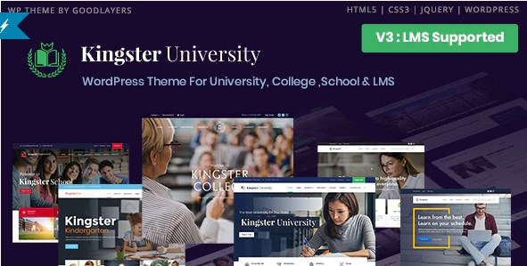 Latest Photo of  Kingster LMS Education For University, College and School