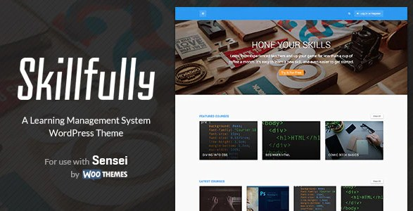 Latest Photo of  Skillfully A Learning Management System (LMS) Theme