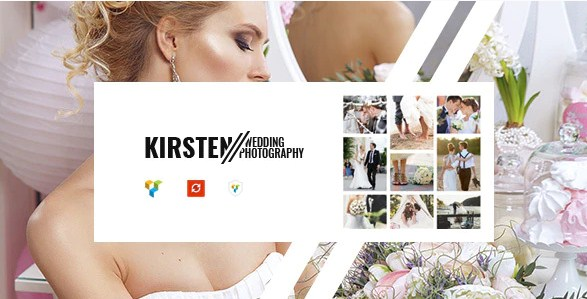 Latest Photo of  Kirsten Clean Wedding Photography Theme