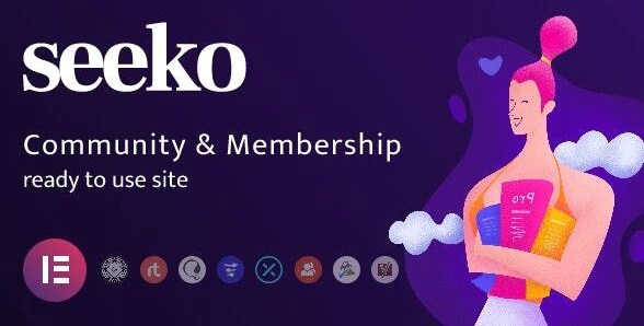 Latest Photo of  Seeko Community Site Builder with BuddyPress SuperPowers